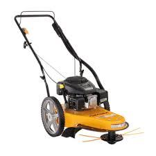 Model: Wheeled string trimmer