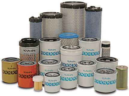 Kubota F3680 Filter Kit - With Air Filters