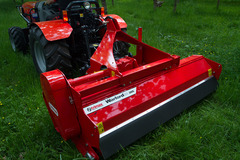 Trimax Warlord S3™ Flail Mower