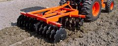 Model: DH25 Series Disc Harrows (40-100 HP)