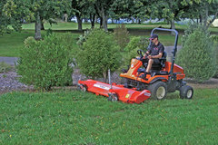 Trimax Flaildek FX™ Flail Mower