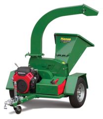 C21 Brush Chipper