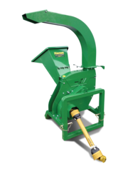 C21 Brush Chipper PTO driven