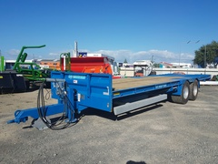 M4 16T Hydraulic Beavertail Low Loader